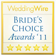 Wedding Wire Brides Choice Award-2011 - traveling makeup artists